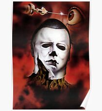 Michael Myers: Posters | Redbubble