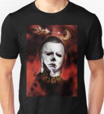 Halloween II Michael Myers  T-Shirt