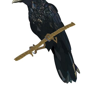 Raven by Tractorjaws