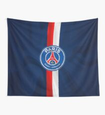 psg - paris saint germain Wall Tapestry
