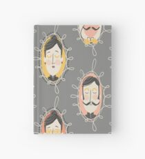 Past-a-relatives Hardcover Journal