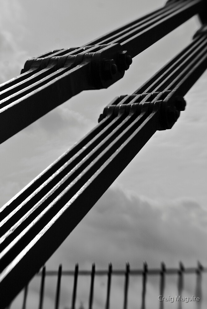 Strength and Lines by Craig Maguire