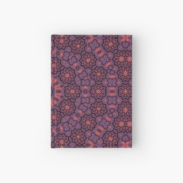 Mandala of Mini Suns Hardcover Journal