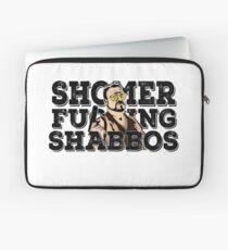 Shomer Shabbos- the big lebowski Laptop Sleeve