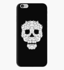 Skull is for Pussies iPhone-Hülle & Cover
