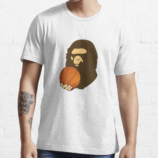 BASKETBALL BAPE APE Essential T-Shirt