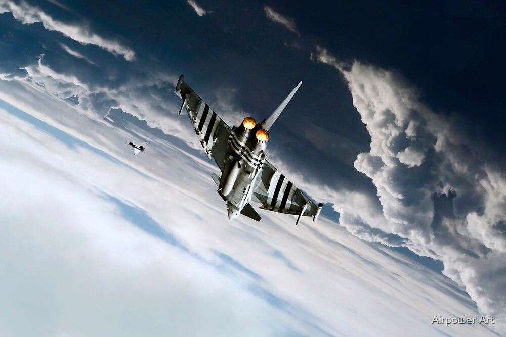 Typhoon Games by Airpower Art