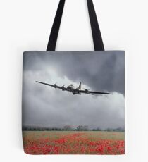 B17 Poppy Pride Tote Bag