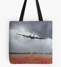 B17 Poppy Pride Tote Bag