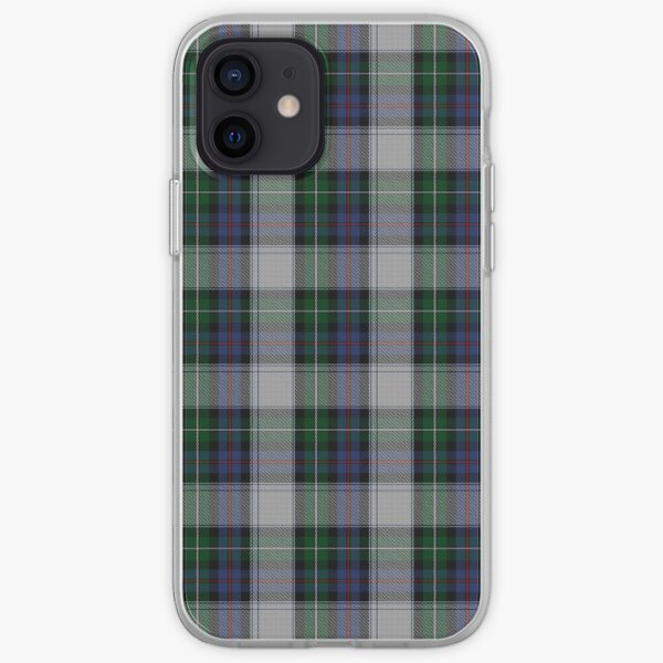 MacKenzie Dress Tartan Plaid iPhone Soft Case