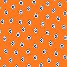 Culturedarm Orange Pottery by culturedarm