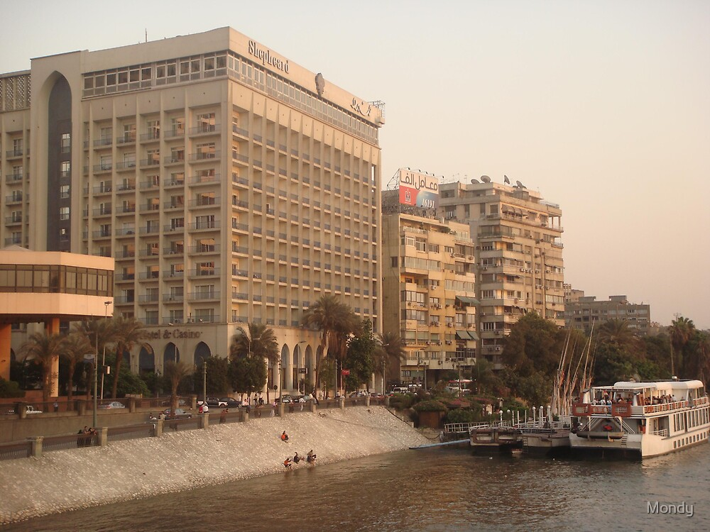 Cairo  by Mondy