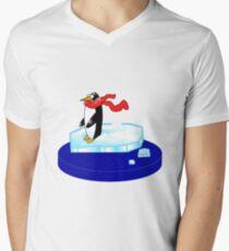 Pingu Men's V-Neck T-Shirt