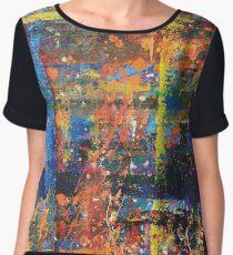 Pollock Women's Chiffon Top