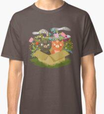 A Carton Of Cute Kitties Classic T-Shirt