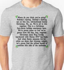 Hap, Hap, Happiest Christmas T-Shirt