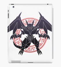 TEAM RED-EYES (Yu-Gi-Oh GO) iPad Case/Skin