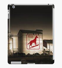 Dingo Flour Mill - Fremantle Western Australia  iPad Case/Skin