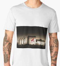 Dingo Flour Mill - Fremantle Western Australia  Men's Premium T-Shirt