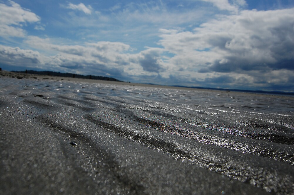 Seattle beach by JasonW
