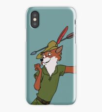 Robin Hood iPhone Case/Skin