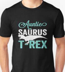 Auntie Saurus Shirt T-Shirt