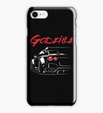 Nissan GT-R Liberty Walk iPhone Case/Skin