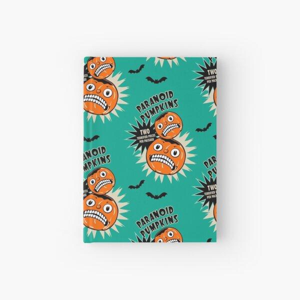 Paranoid Pumpkins Hardcover Journal