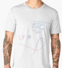 BTS DNA love yourself Men's Premium T-Shirt
