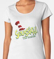 Seussical The Musical Women's Premium T-Shirt