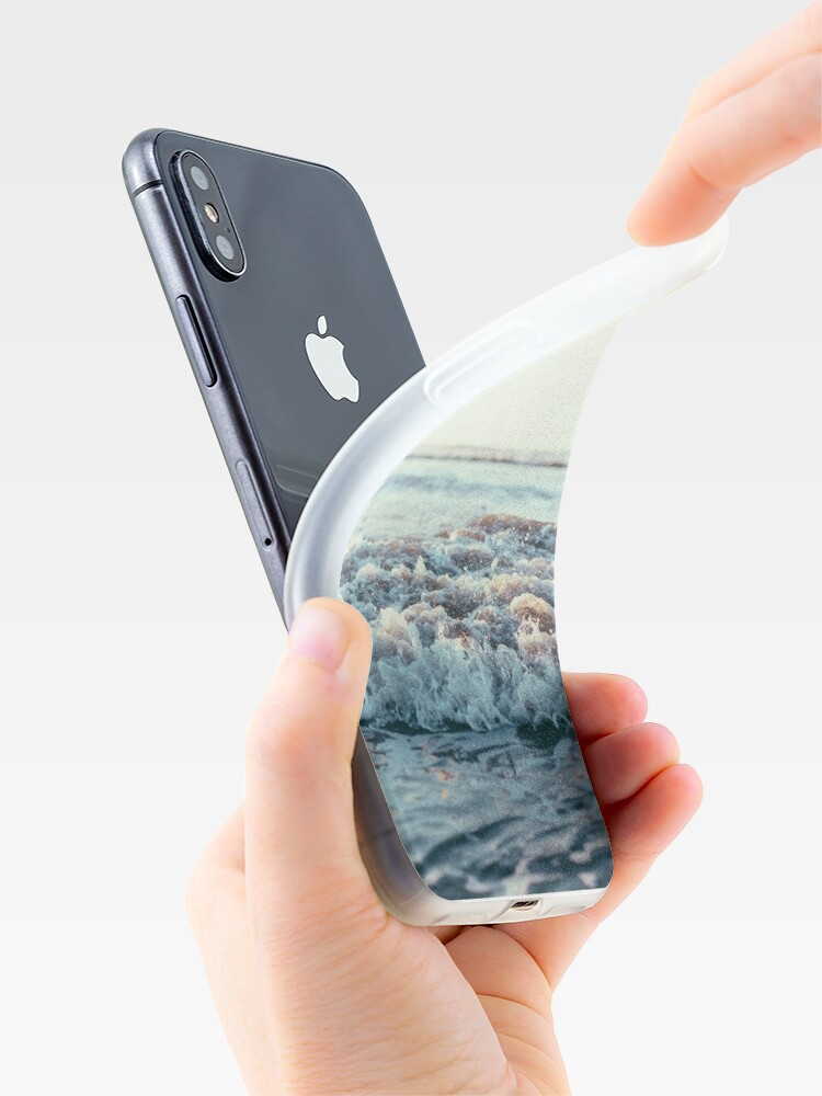 Alternate view of Pacific Ocean iPhone Case & Cover
