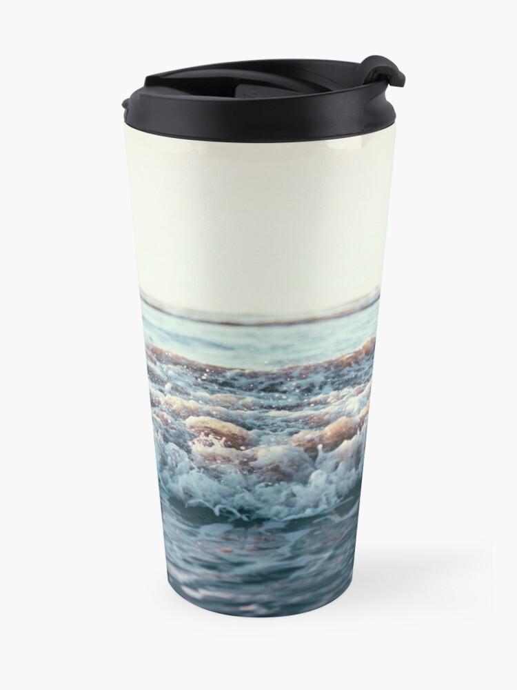 Alternate view of Pacific Ocean Travel Mug