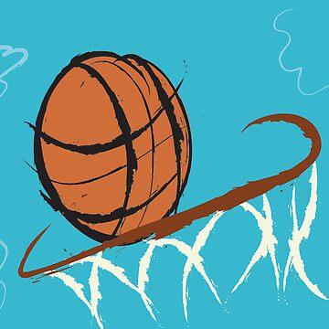 Hoop Dreams by Corky