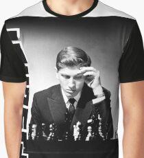 Camiseta gráfica Bobby Fisher Chess T-Shirt productos Grandmaster