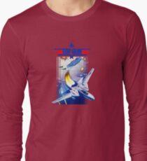 Top Gun NES Cover Art T-Shirt