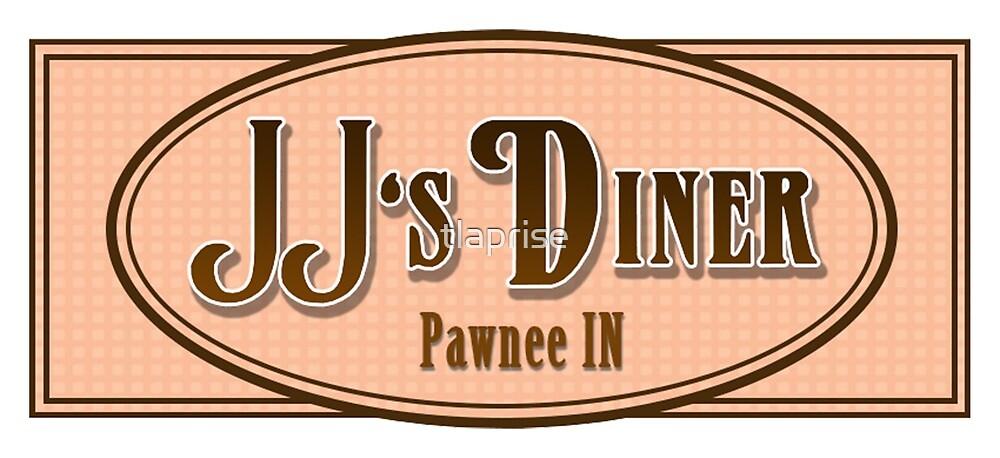 JJ's Diner Pawnee Indiana Parks & Recreation by tlaprise