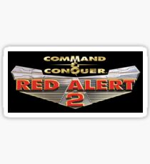 Command and Conquer Red Alert 2 Sticker