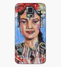 Restu - Balinese Dancer Case/Skin for Samsung Galaxy