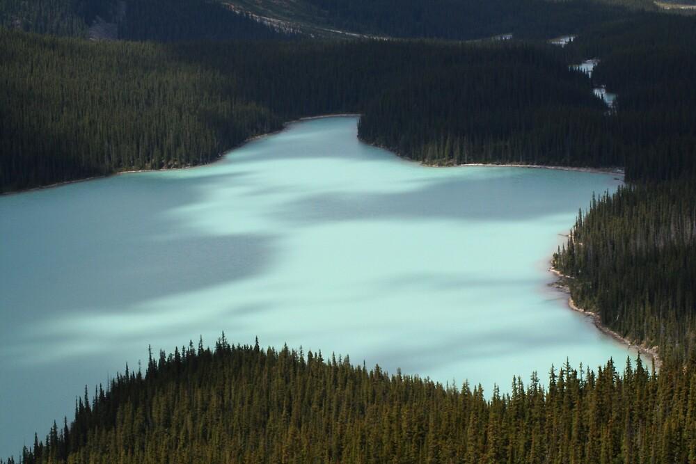 mountain lake patterns by Marilylle  Soveran