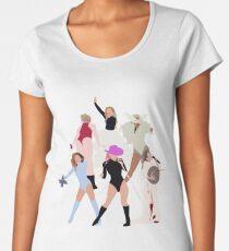 Joanne World Tour Women's Premium T-Shirt
