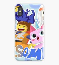 Everything is Awesome! iPhone Case/Skin