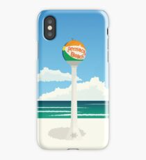 """Pensacola Beach Ball"" iPhone Case/Skin"
