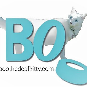 Boo the Deaf Kitty .com by BootheDeafKitty