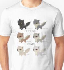 House Stark - Game Of Thrones T-Shirt