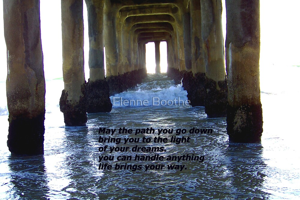 Going through by Elenne Boothe