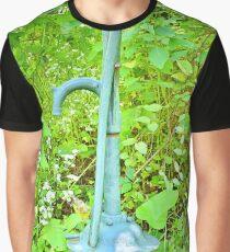 Hand Pump Graphic T-Shirt