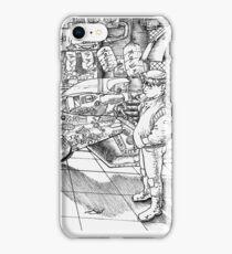 Une rencontre autour d'un ramen  iPhone Case/Skin