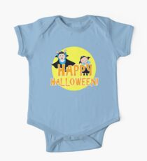 Halloween TShirt For Kids - Cute Vampires Kids Clothes