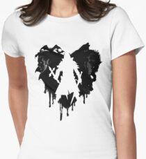 I LOVE Castlevania Camiseta entallada para mujer