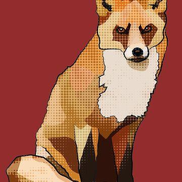 Fox by www.BeeFoxTree.com by BeeFoxTree